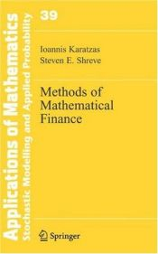 book cover of Methods of Mathematical Finance by Ioannis Karatzas