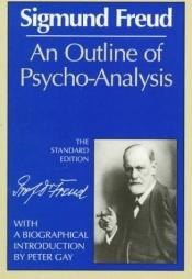 book cover of Očrt psihoanalize by Sigmund Freud
