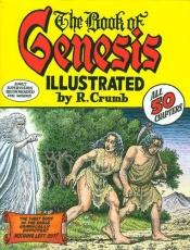book cover of Gênesis by R. Crumb