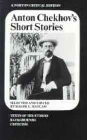 book cover of Great stories by Chekhov by Anton Chekhov