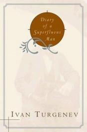 book cover of Diary of a Superfluous Man by Ivan Turgenev