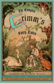 book cover of Grimms Fairy tales by Jacob Grimm