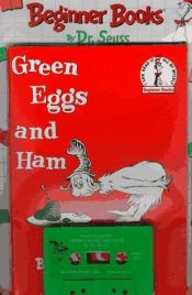 book cover of Green Eggs and Ham (Dr Seuss Book & Tape) by Dr. Seuss