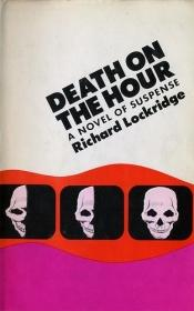 book cover of Death on the Hour by Richard Lockridge