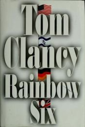 book cover of Rainbow Six by Tom Clancy