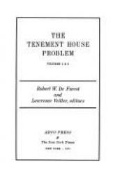 book cover of The Tenement House Problem (The Rise of Urban America) by L. Reiller