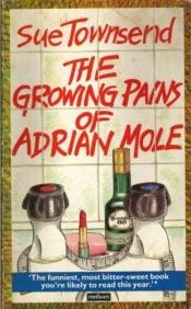 book cover of Adrian Mole har vokseværk by Sue Townsend