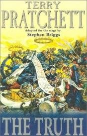 book cover of The Truth by Terry Pratchett