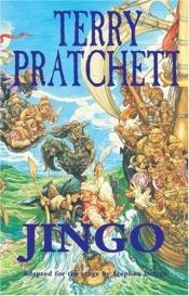 book cover of Jingo by Terry Pratchett