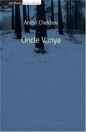 book cover of Uncle Vanya by Anton Chekhov