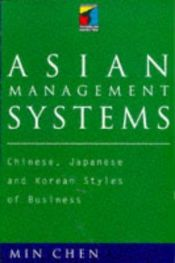 book cover of Asian Management Systems by Min Chen