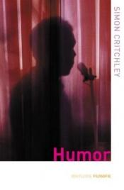 book cover of On humour by Simon Critchley