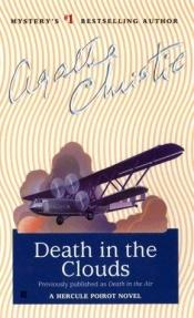 book cover of Smrť vo vzduchu by Agatha Christie
