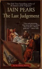 book cover of The Last Judgement by Iain Pears