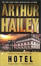 book cover of Hotel by Arthur Hailey