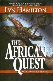book cover of The African quest by Lyn Hamilton