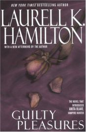 book cover of Guilty Pleasures by Laurell K. Hamilton