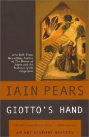 book cover of Giotto's hand by Iain Pears