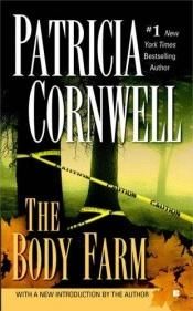 book cover of De dødes farm by Patricia Cornwell