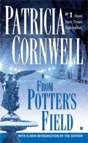 book cover of From Potter's Field by Patricia Cornwell