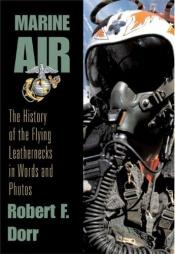 book cover of Marine Air by Robert Dorr [director]