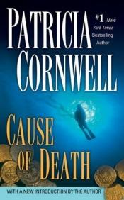 book cover of Forbudt område by Patricia Cornwell