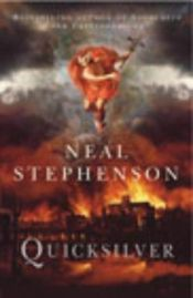 book cover of Quicksilver by Neal Stephenson