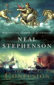 book cover of The Confusion by Neal Stephenson