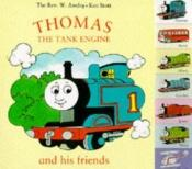 book cover of Tracking Thomas the Tank Engine and His Friends by Rev. W. Awdry