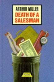 book cover of Death of a Salesman by Arthur Miller