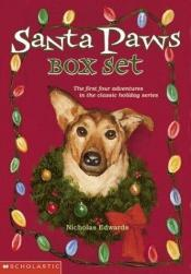 book cover of Santa Paws: Box Set by Nicholas Edwards