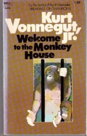 book cover of Welcome to the Monkey House by Kurt Vonnegut
