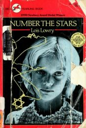 book cover of Number the Stars by Lois Lowry