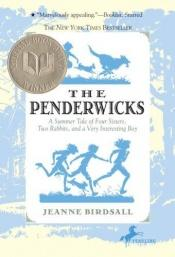 book cover of The Penderwicks by Jeanne Birdsall