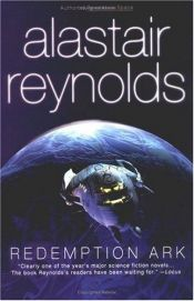 book cover of Redemption Ark by Alastair Reynolds
