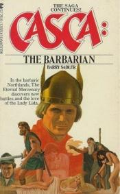 book cover of Casca: The Barbarian (Casca #5) by