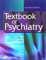 book cover of Textbook of psychiatry by Basant K. Puri