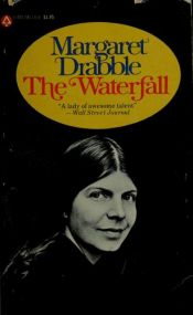 book cover of Vandfaldet by Margaret Drabble