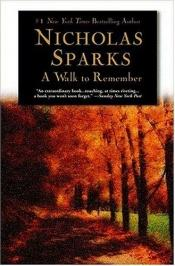 book cover of A Walk to Remember by Nicholas Sparks