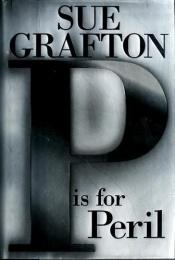 "book cover of ""P"" is for Peril by Sue Grafton"
