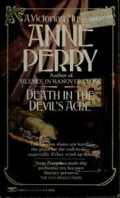 book cover of Death in The Devil's Acre by Anne Perry