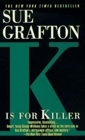 book cover of K for knockout by Sue Grafton
