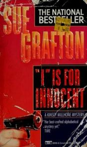 book cover of I niin kuin ilkimys by Sue Grafton