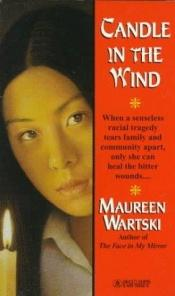 book cover of Candle in the Wind by Maureen Crane Wartski