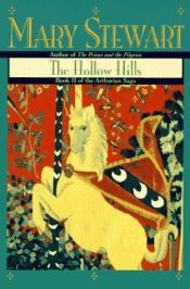 book cover of The Hollow Hills by Mary Stewart