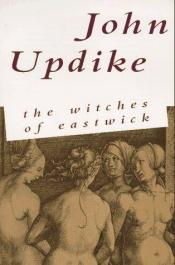 book cover of The Witches of Eastwick (1996) by ג'ון אפדייק