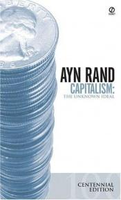 book cover of Capitalism: the Unknown Ideal (Signet Shakespeare) by Ayn Rand