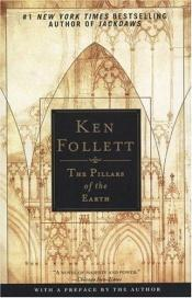 book cover of Os Pilares da Terra by Ken Follett