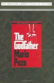 book cover of The Godfather by Mario Puzo