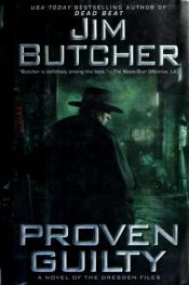 book cover of Proven Guilty by Jim Butcher